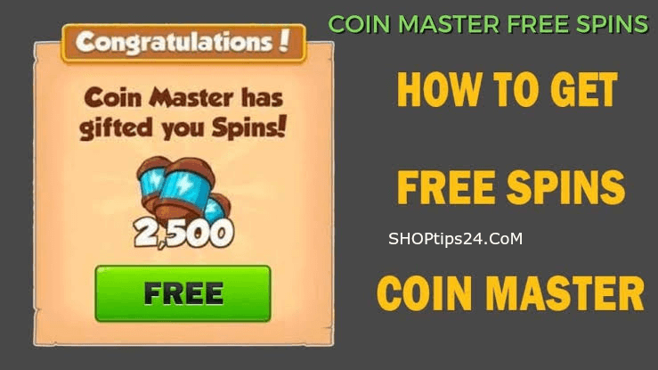 Photo of Links Updated Daily Coin Master free spins And Coins